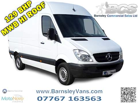 Mercedes-Benz Sprinter 2.1 2011