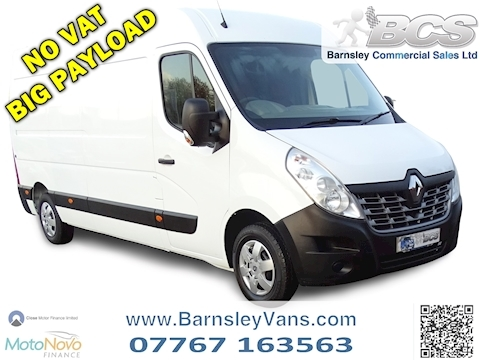 Renault Master Lm35 Business Plus Dci S/R P/V