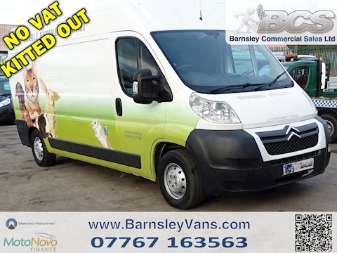 Citroen Relay 35 L3h2 120 Lwb Hr Pv