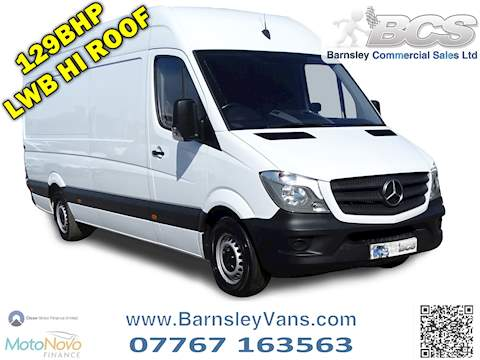 Mercedes-Benz Sprinter 2.1 2016