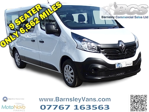 Renault Trafic Ll29 Business Energy Dci
