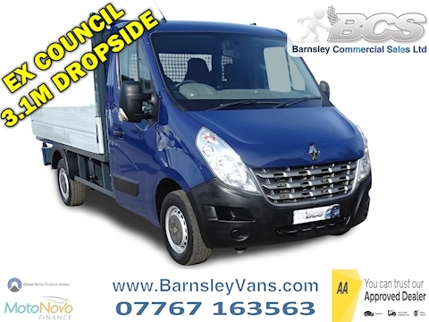 Renault Master Ml35 Dci L/R Dropside