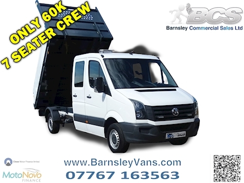Volkswagen Crafter Cr35 Tdi Dcb