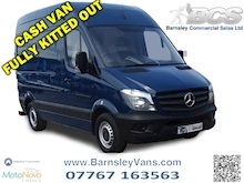 Mercedes-Benz Sprinter 2.1 2017 - Thumb 0