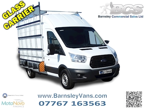 Ford Transit 2.2 TDCi 350 Panel Van 5dr Diesel Manual RWD L3 H3 EU5 (125 ps)