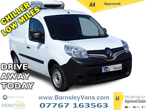 Renault Kangoo 1.5 dCi Energy ML19 eco2 Phase 2 Panel Van 5dr Diesel Manual FWD (110 g/km, 75 bhp)