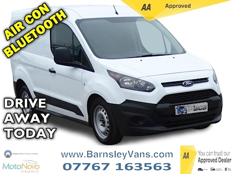 Ford Transit Connect 1.5 TDCi 200 Panel Van 5dr Diesel Manual L1 (124 g/km, 99 bhp)