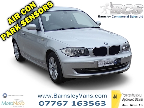 BMW 1 Series 118i SE 3 door