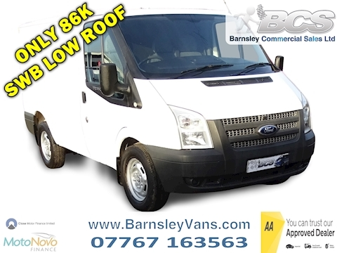 Ford Transit 2.2 TDCi 280 ECOnetic Panel Van 5dr Diesel Manual S (178 g/km, 98 bhp)