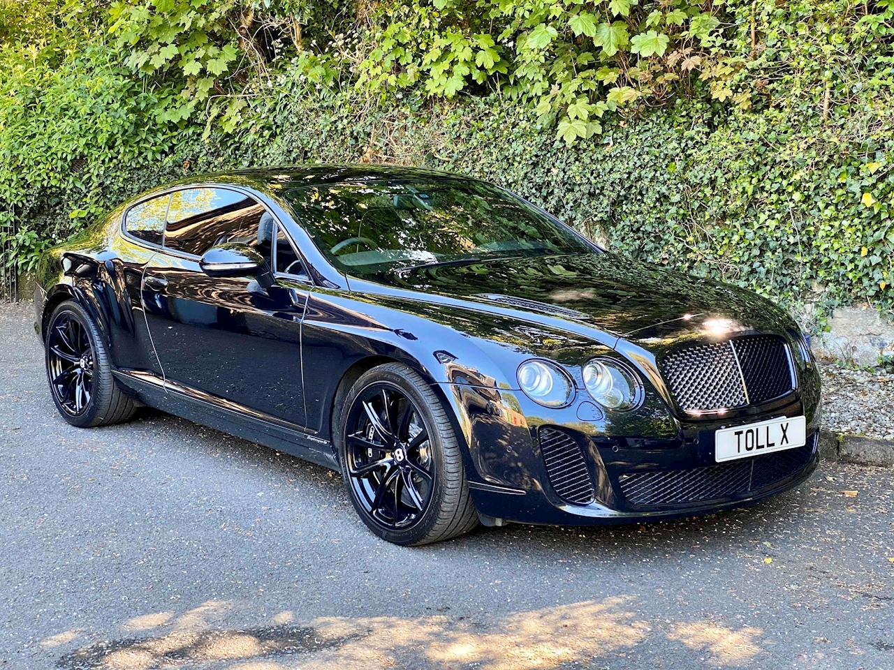 Continental GT Supersports 6 2dr Coupe Automatic Petrol