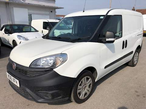 Doblo Cargo 16V Multijet Panel Van 1.2 Manual Diesel