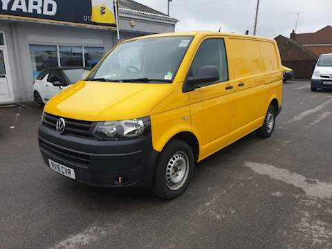 Transporter T32 Tdi P/V Startline Van With Side Windows 2.0 Manual Diesel