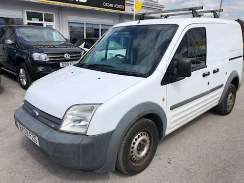 Transit Connect Tdci T220 L Swb P/V 75 Panel Van 1.8 Manual Diesel