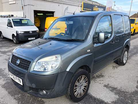 Doblo Cargo 16V Multijet Sx Car Derived Van 1.2 Manual Diesel