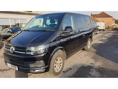 Transporter T30 Tdi Kombi Highline Bmt Van With Side Windows 2.0 Manual Diesel
