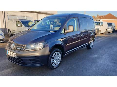 Caddy Maxi C20 Tdi Kombi Mpv 2.0 Manual Diesel