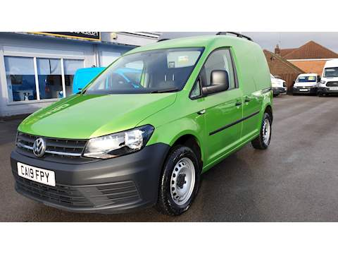 Caddy C20 Tsi Startline Bmt Panel Van 1.2 Manual Petrol