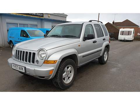 Cherokee Crd Sport Estate 2.8 Manual Diesel