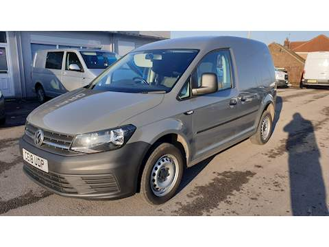 Caddy C20 Tsi Startline Bmt 1.2 Panel Van Manual Petrol