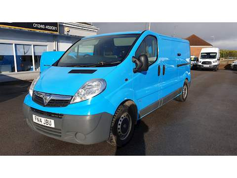 Vivaro 2900 Cdti P/V Panel Van 2.0 Manual Diesel