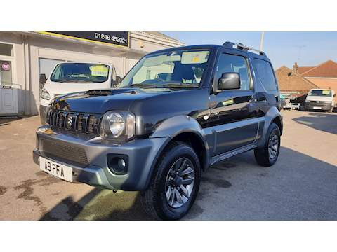 Jimny Sz4 Estate 1.3 Automatic Petrol