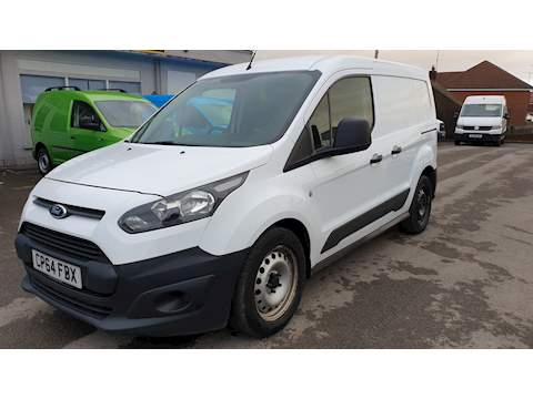 Transit Connect 1.6 TDCi 200 Panel Van 4dr Diesel Manual L1 (124 g/km, 74 bhp) Panel Van 1.6 Manual Diesel