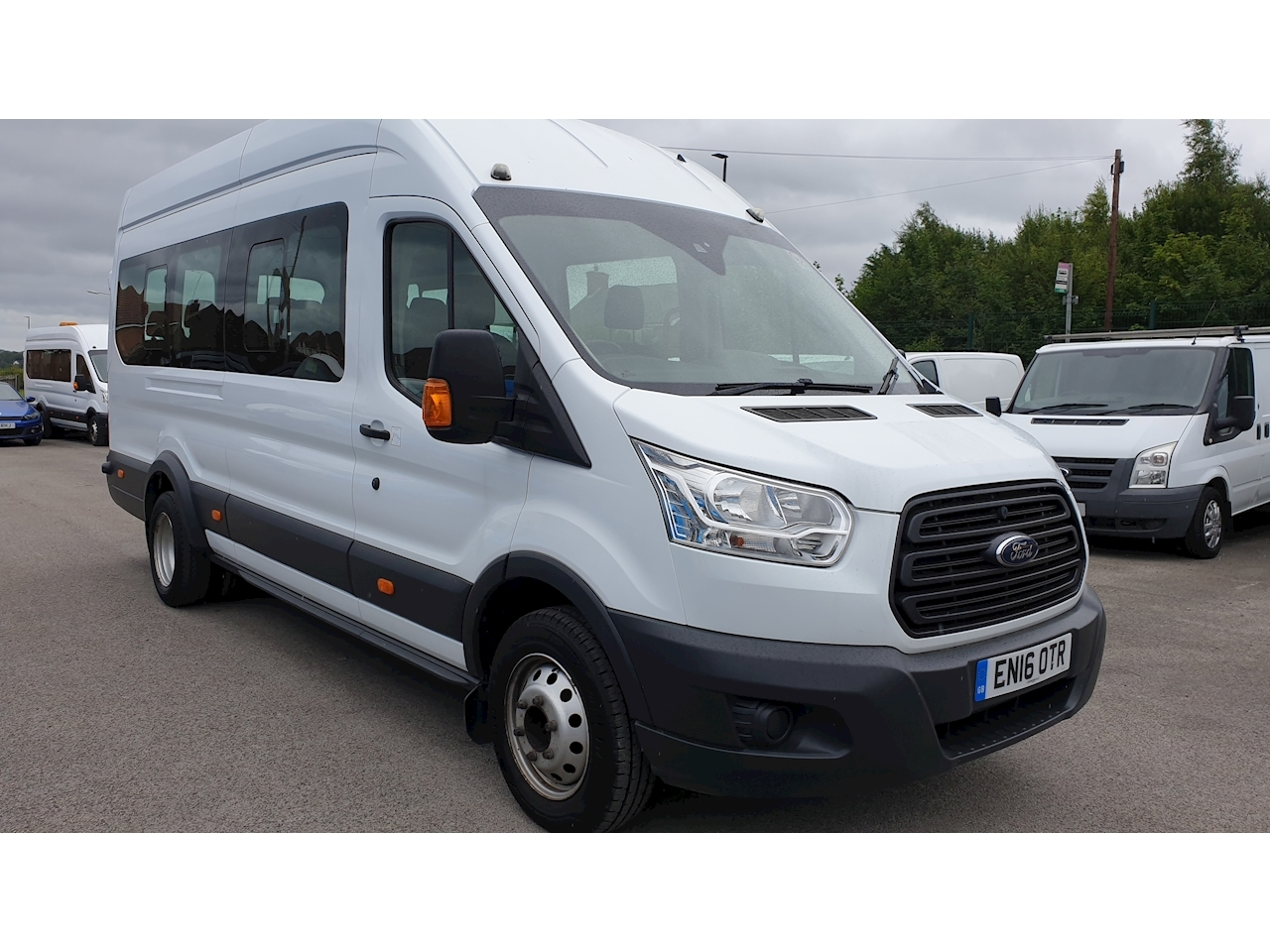 Transit 2.2 TDCi 460 HDT Bus 5dr Diesel Manual L4 H3 (18 Seat) (196 g/km, 123 bhp) Bus 2.2 Manual Diesel
