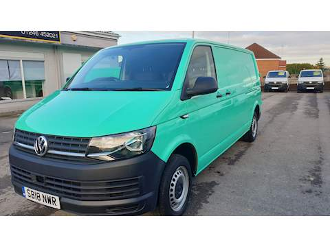 Transporter Startline Panel Van 2.0 Manual Diesel