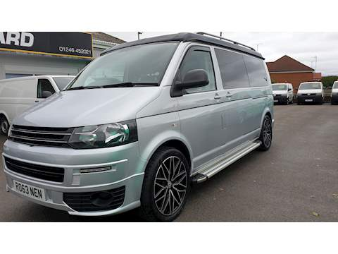 Transporter T30 Tdi P/V Startline Panel Van 2.0 Manual Diesel