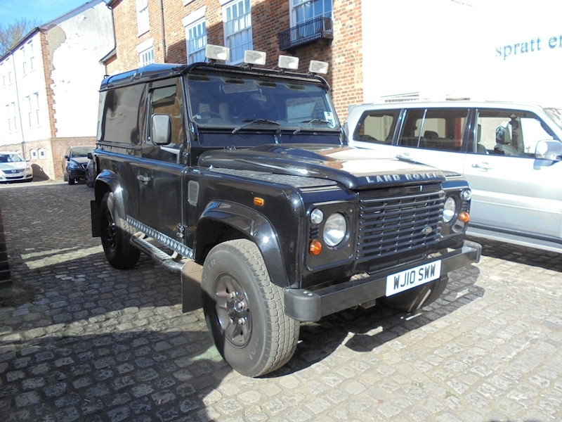 Land Rover Defender 90 Hard Hard Top