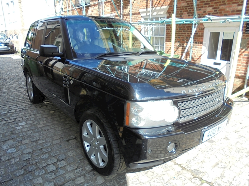 Land Rover Range Rover V8 Vogue Se