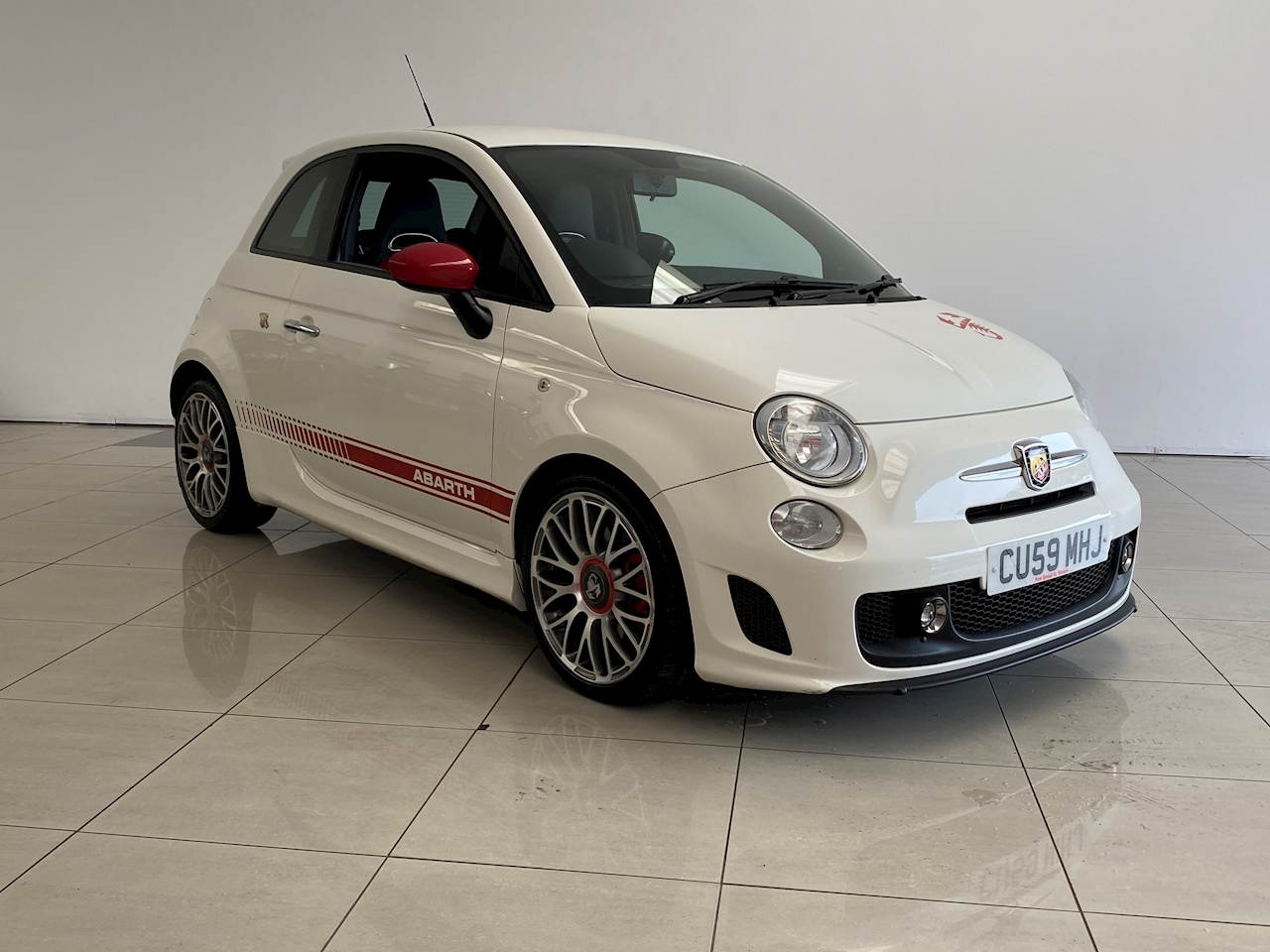 Abarth Fiat 500 Abarth 1.4 16v Turbo Hatchback 1.4 Manual Petrol