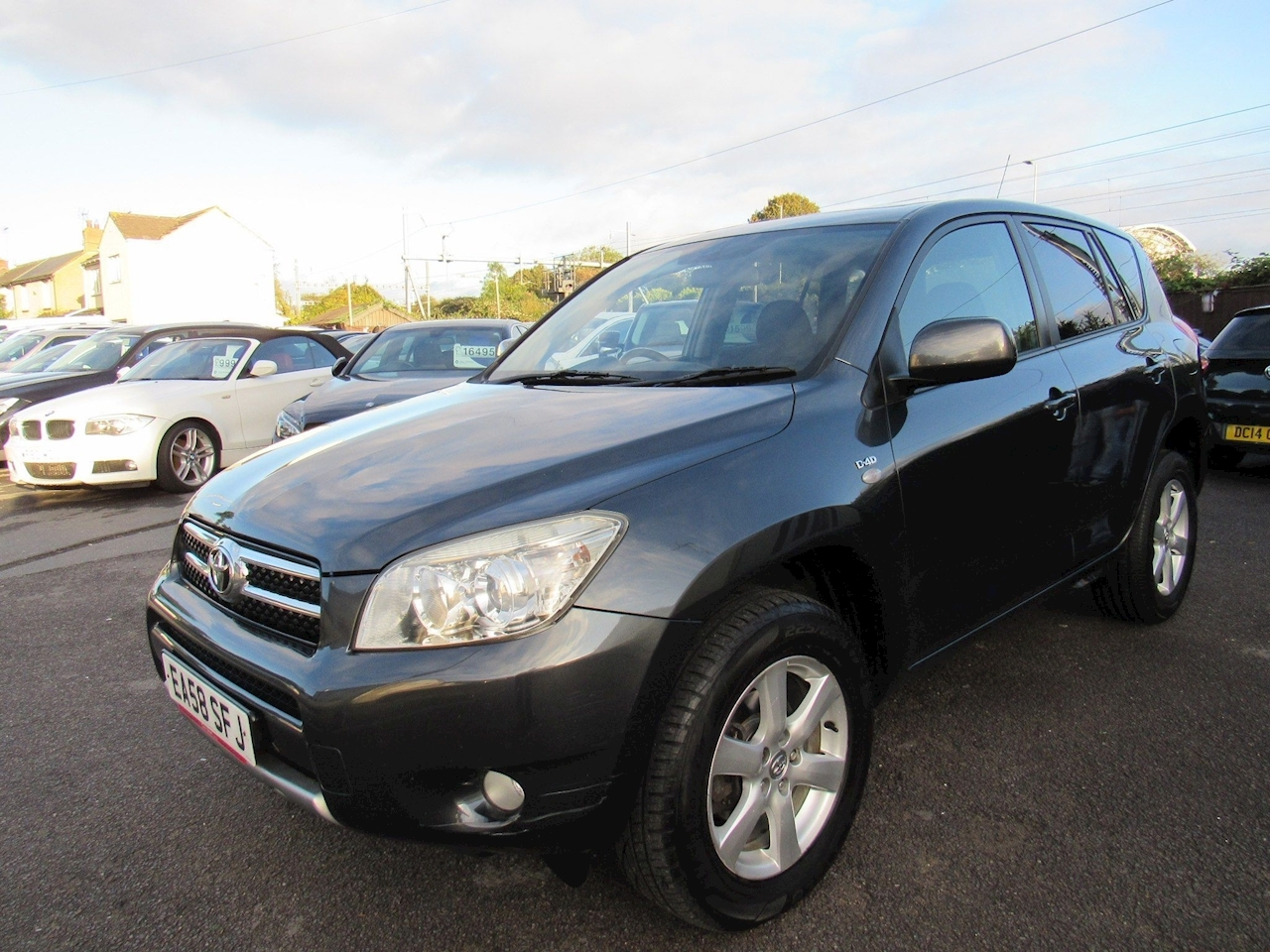 Toyota Rav4 D-4D Xtr Estate 2.2 Manual Diesel