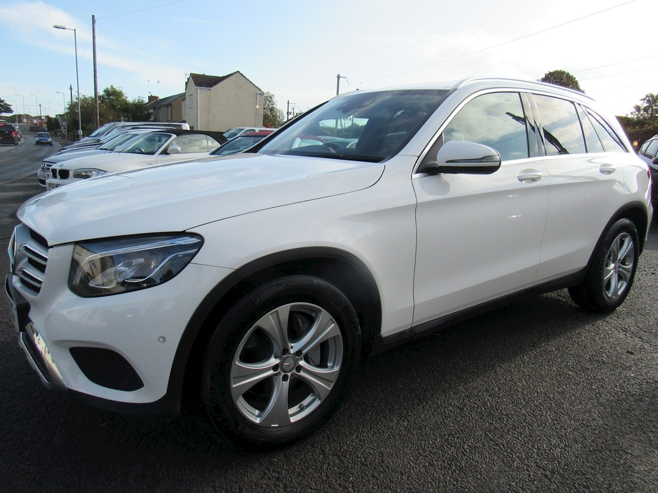 Mercedes-Benz Glc-Class Glc 220 D 4Matic Sport Estate 2.1 Automatic Diesel