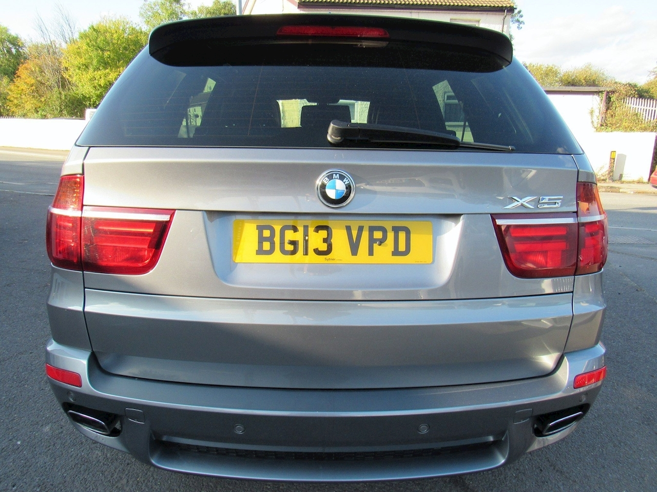 BMW X5 Xdrive30d M Sport Estate 3.0 Automatic Diesel
