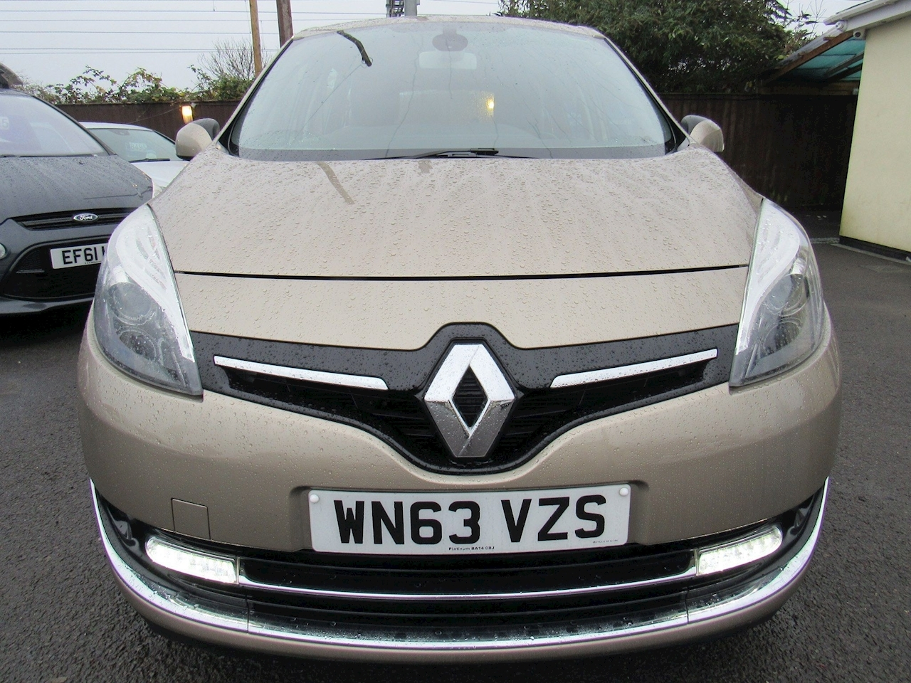 Renault Scenic Grand Dynamique Tomtom Dci S/S Mpv 1.6 Manual Diesel