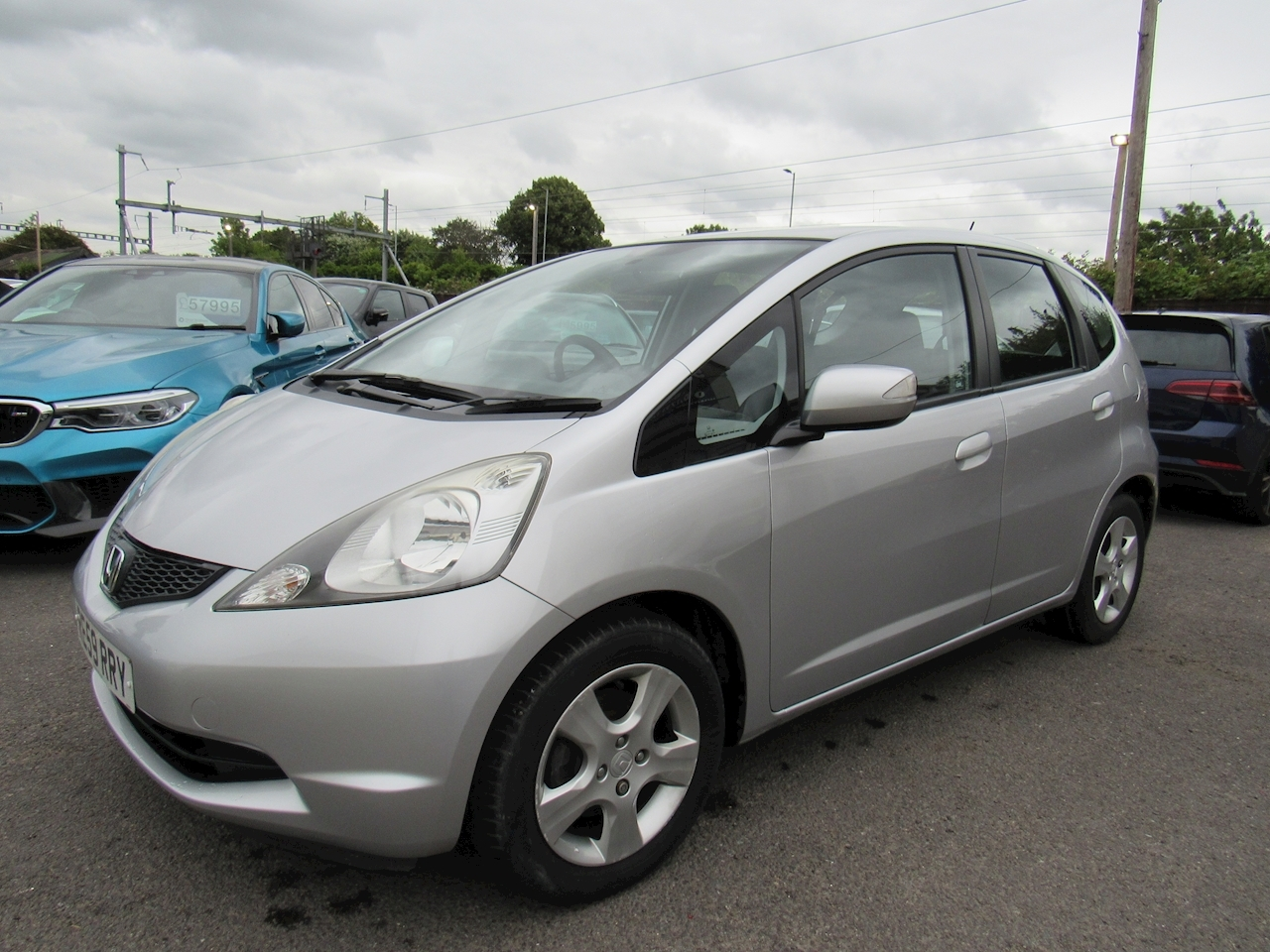 Honda Jazz I-Vtec Es Hatchback 1.3 Manual Petrol