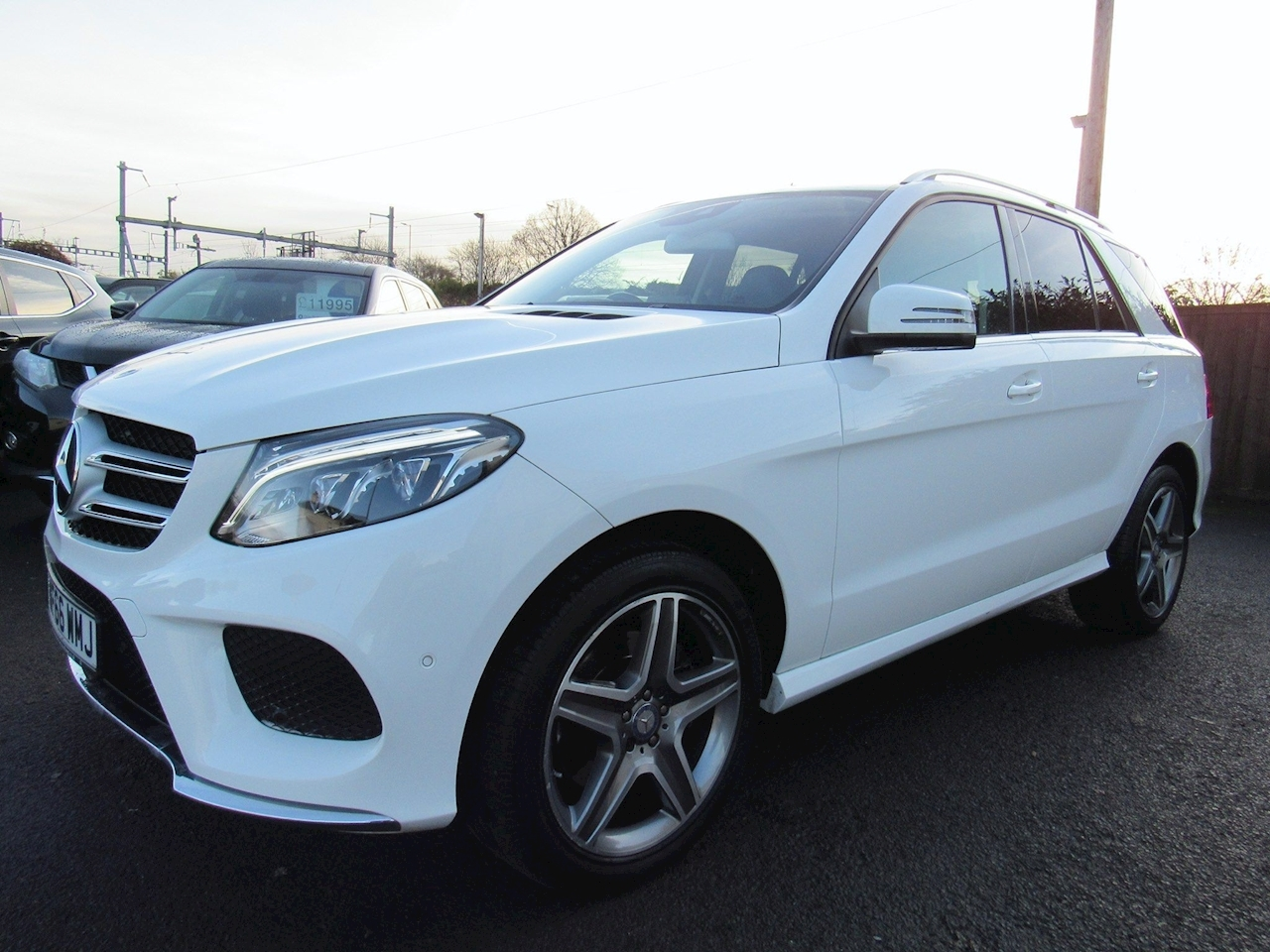 Mercedes-Benz Gle-Class Gle 250 D 4Matic Amg Line Estate 2.1 Automatic Diesel