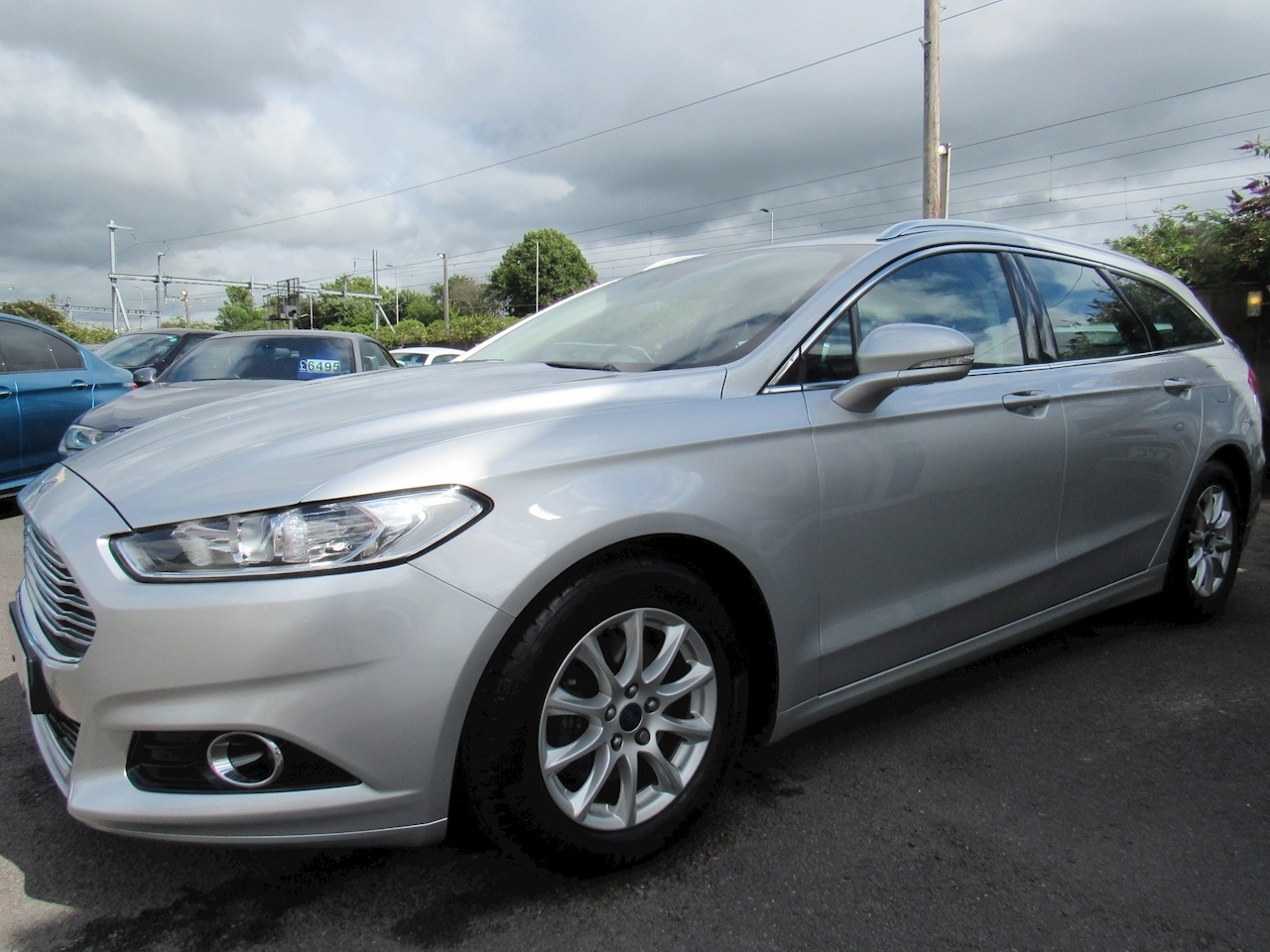 Ford Mondeo Titanium Econetic Tdci Estate 1.5 Manual Diesel