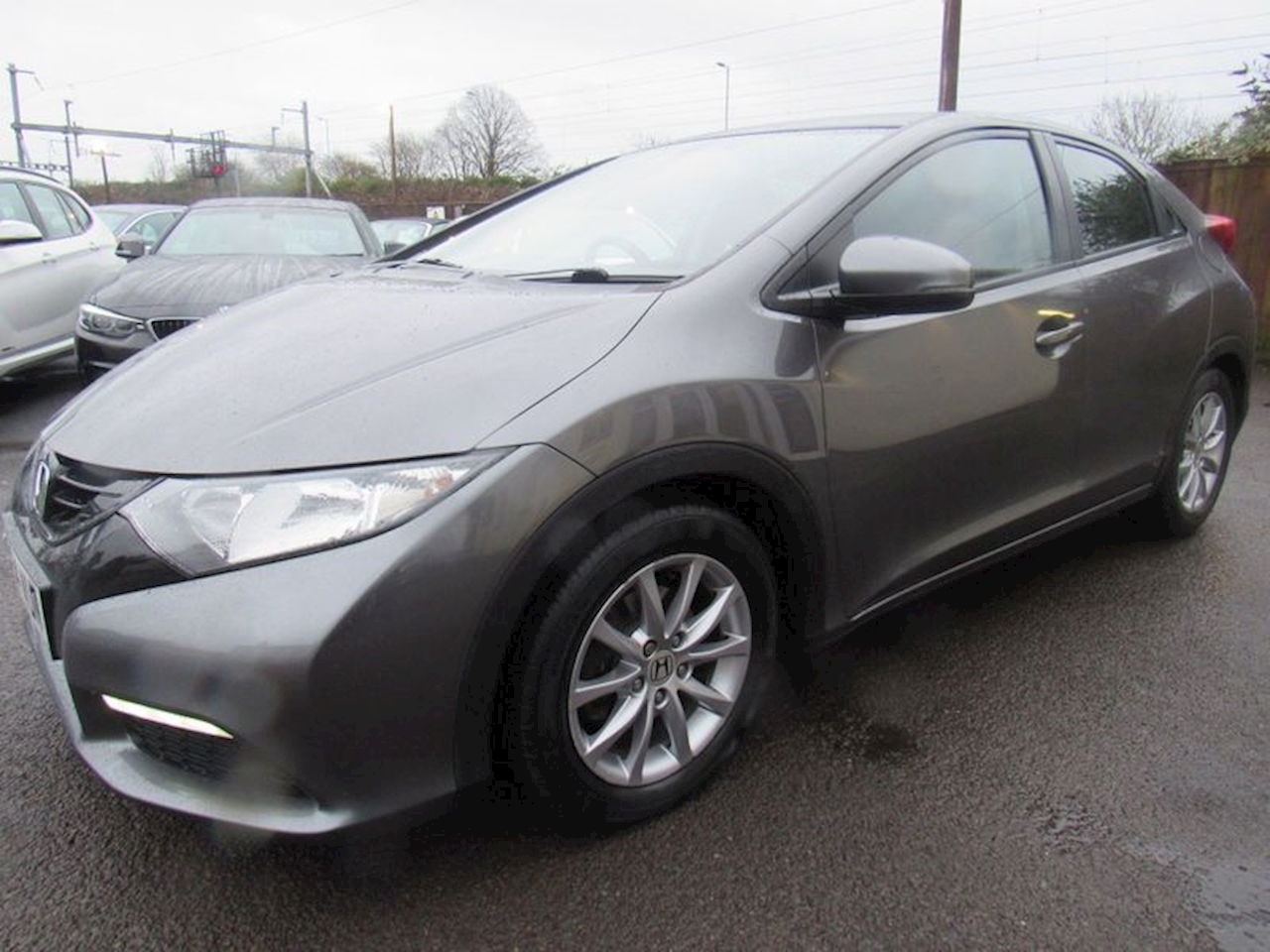 Honda Civic I-Vtec S Hatchback 1.8 Manual Petrol