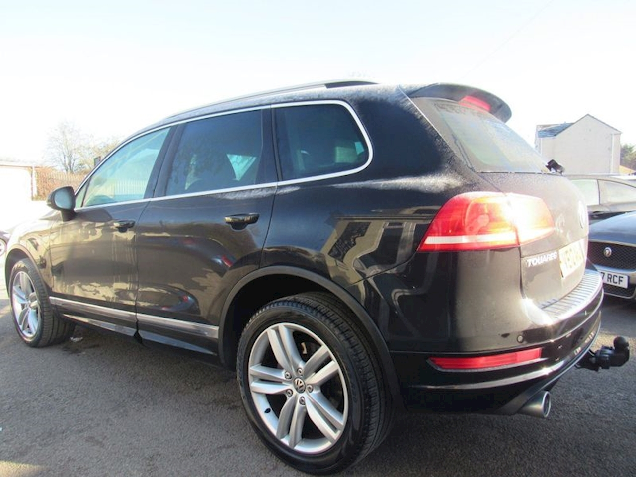 Volkswagen Touareg V6 Altitude Tdi Bluemotion Technology Estate 3.0 Automatic Diesel