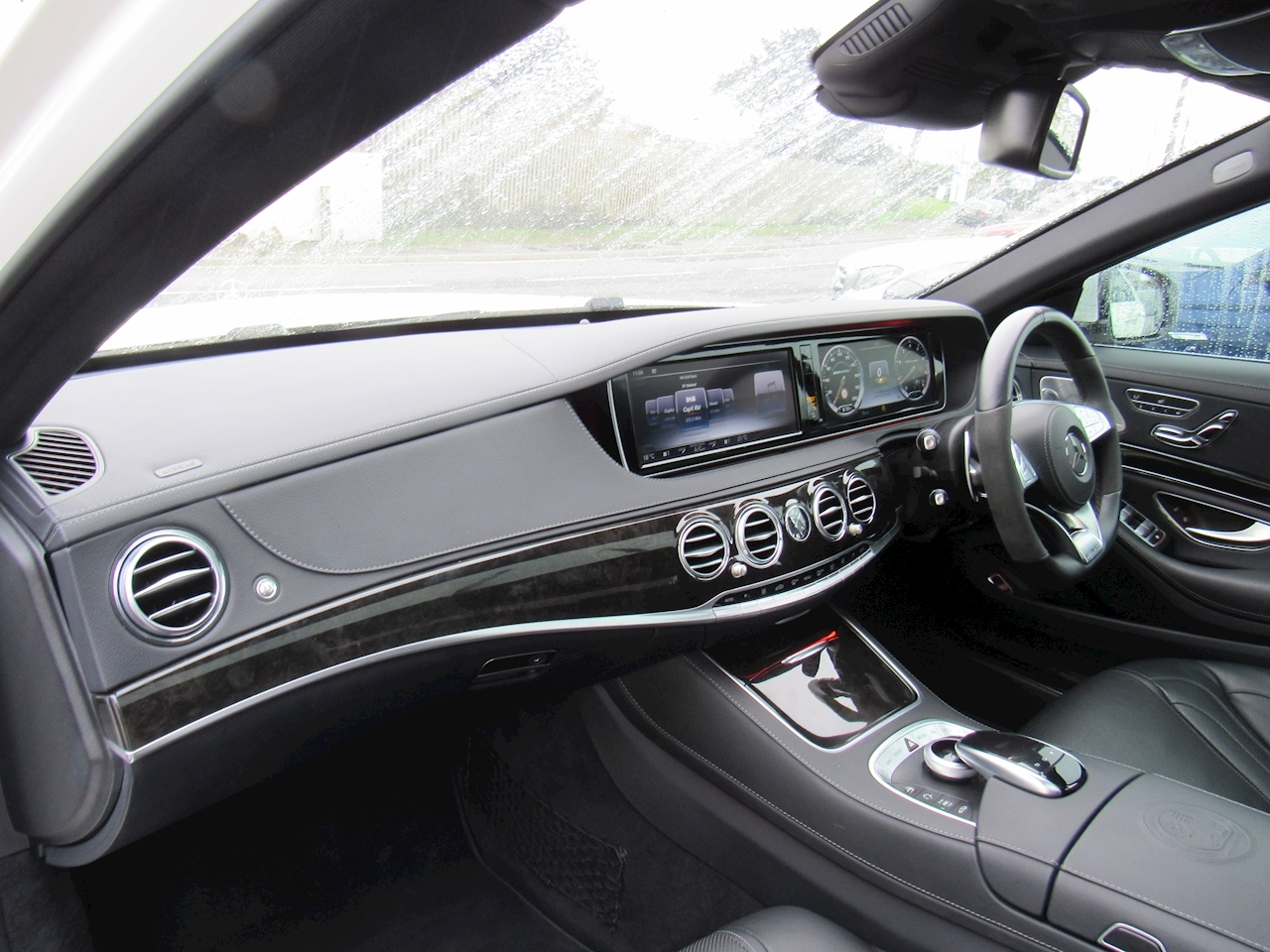 Mercedes-Benz S Class S63 Amg L Executive Saloon 5.5 Automatic Petrol
