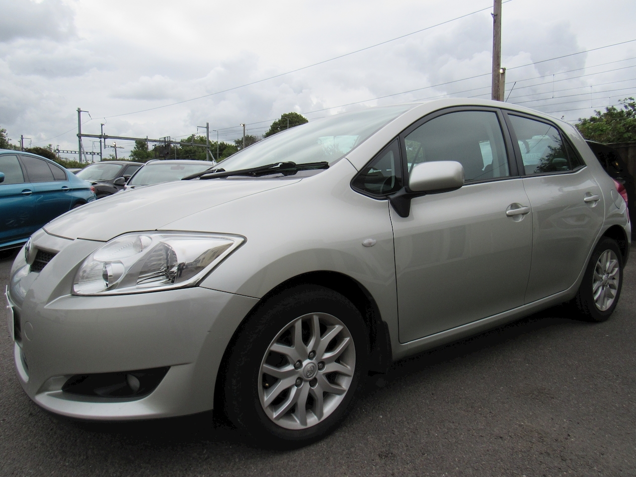 Toyota Auris Tr Vvt-I Hatchback 1.6 Manual Petrol