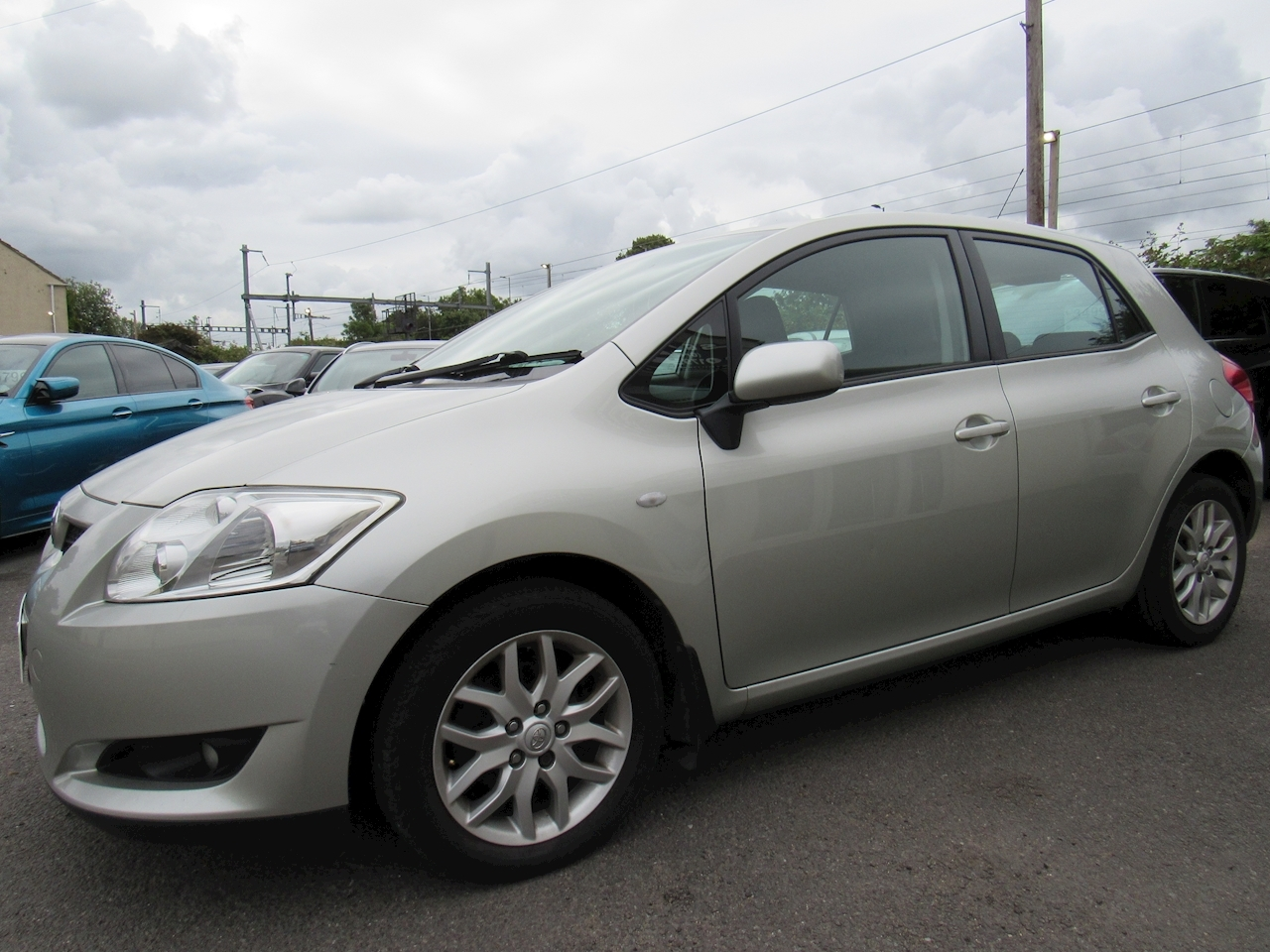 Auris Tr Vvt-I Hatchback 1.6 Manual Petrol