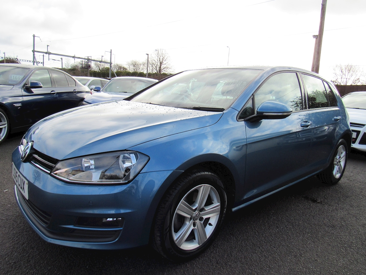 Volkswagen Golf Match Tsi Bluemotion Technology Hatchback 1.4 Manual Petrol
