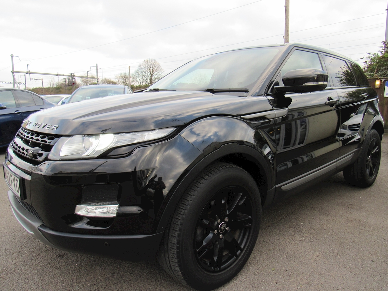 Land Rover Range Rover Evoque Sd4 Pure Tech Estate 2.2 Manual Diesel