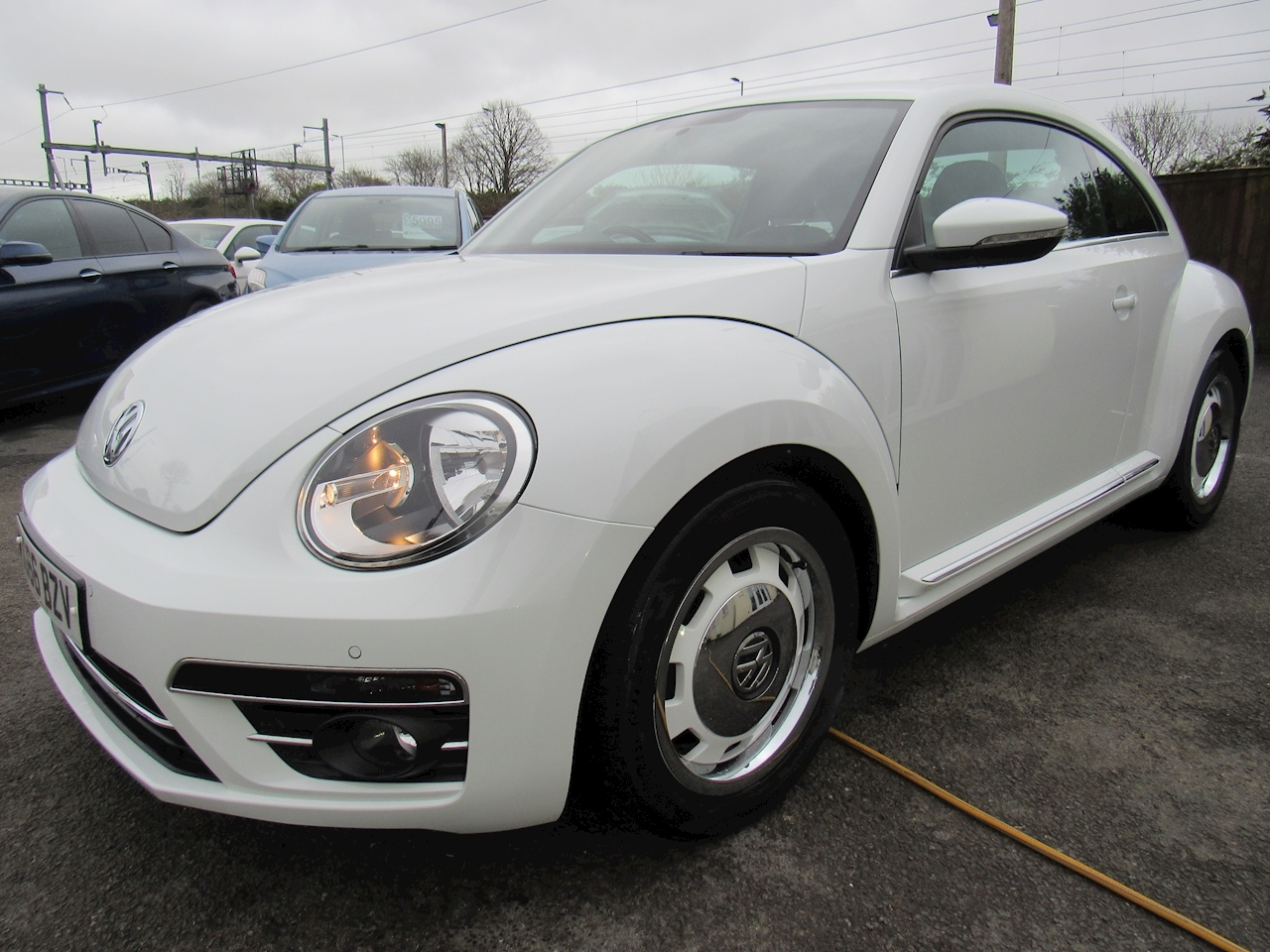 Volkswagen Beetle Design Tsi Bluemotion Technology Hatchback 1.4 Manual Petrol