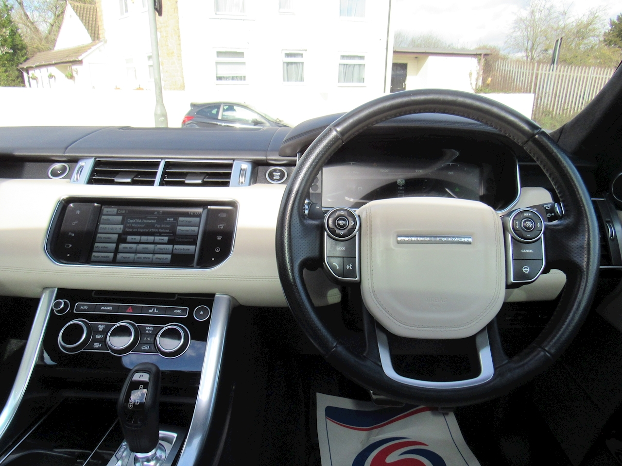 Land Rover Range Rover Sport Sdv8 Autobiography Dynamic Estate 4.4 Automatic Diesel