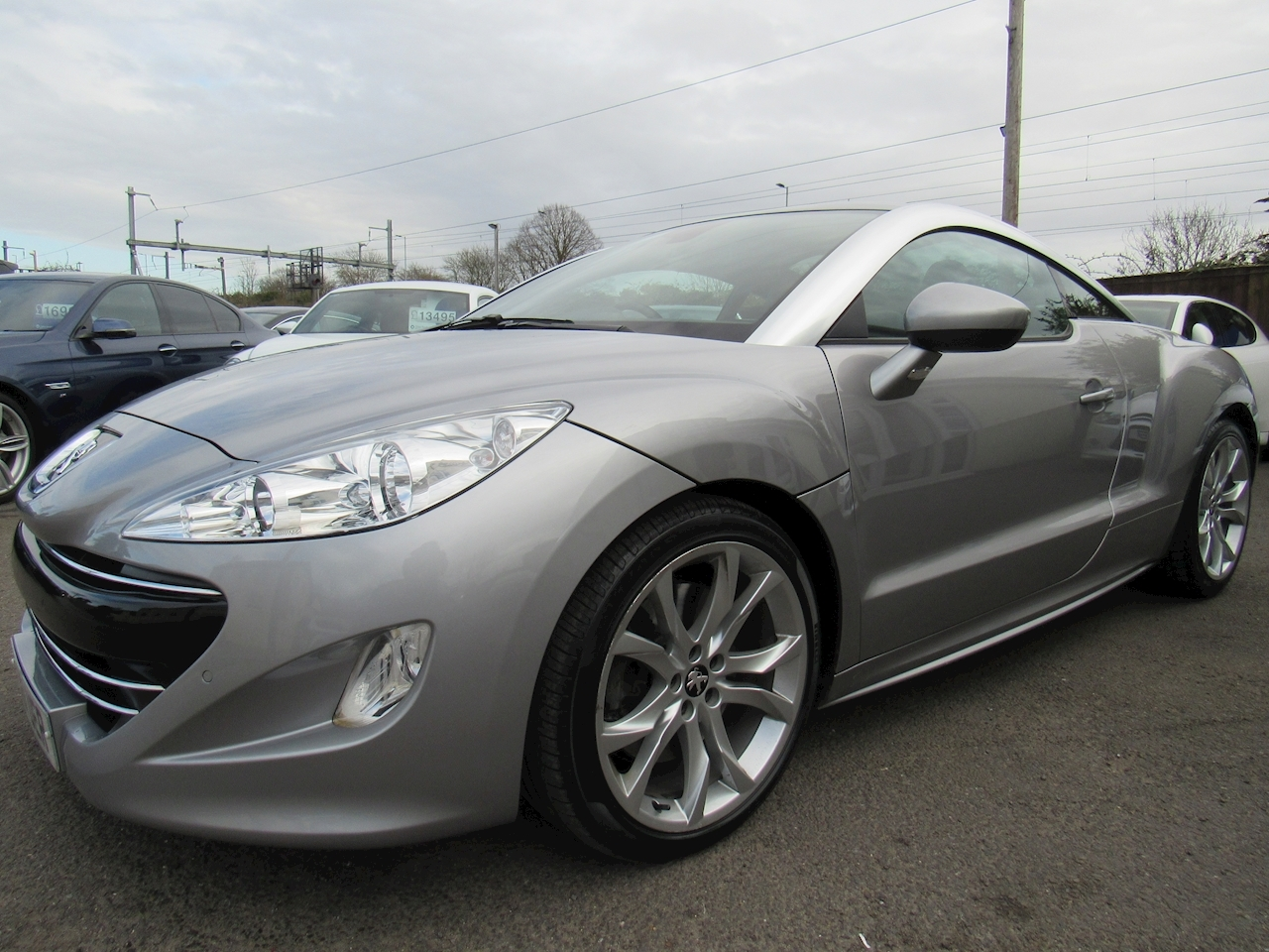 Peugeot Rcz Hdi Gt Coupe 2.0 Manual Diesel
