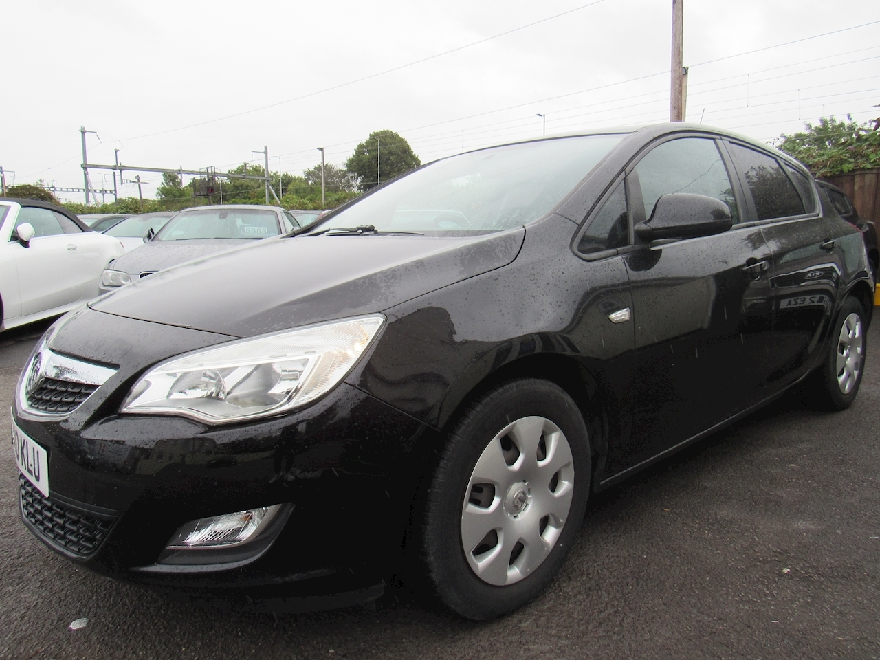 Vauxhall Astra Exclusiv Hatchback 1.6 Manual Petrol